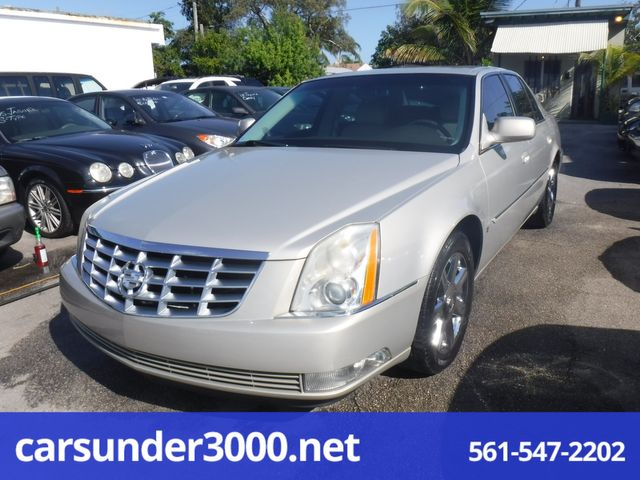 2007 Cadillac DTS V8 Lake Worth , Florida
