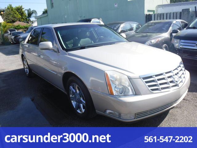 2007 Cadillac DTS V8 Lake Worth , Florida 1