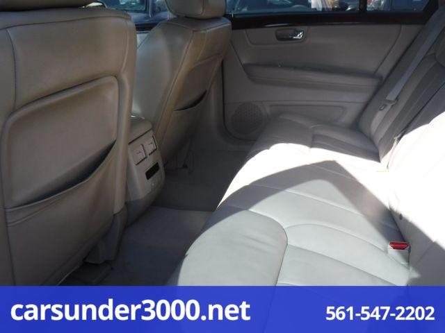 2007 Cadillac DTS V8 Lake Worth , Florida 5