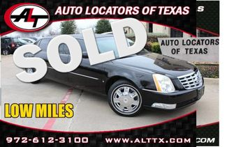 2007 Cadillac DTS Professional LIMO | Plano, TX | Consign My Vehicle in  TX