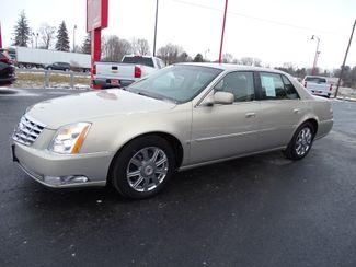 2007 Cadillac DTS Luxury II in Valparaiso, Indiana 46385