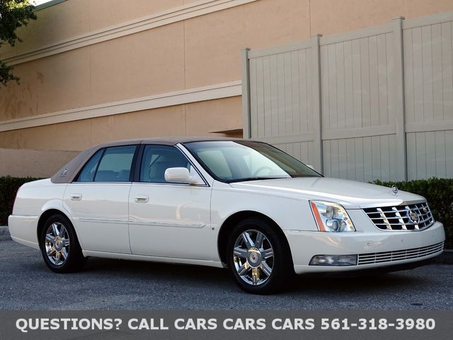 2007 Cadillac DTS Luxury I in West Palm Beach, Florida 33411