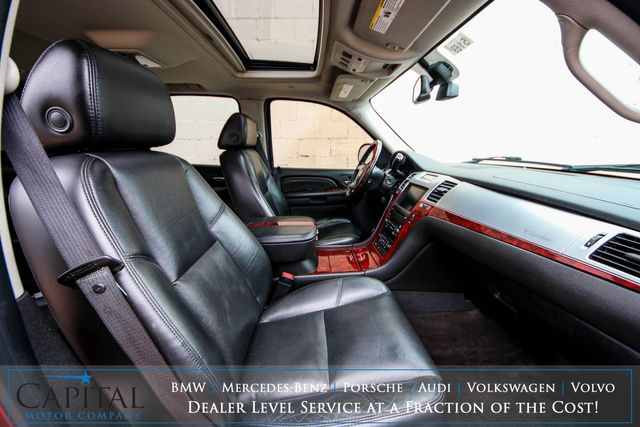 2007 Cadillac Escalade 4WD Luxury SUV w/3rd Row Seats, Backup Cam, Moonroof, Heated/Cooled Seats, Tow Pkg in Eau Claire, Wisconsin 54703