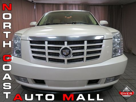 2007 Cadillac Escalade AWD 4dr in Akron, OH
