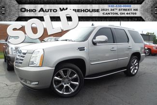 2007 Cadillac Escalade AWD Navi Sunroof Tv/DVD Cln Carfax We Finance | Canton, Ohio | Ohio Auto Warehouse LLC in  Ohio