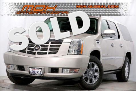 2007 Cadillac Escalade ESV - Navigation - DVD - 4WD - Back up camera in Los Angeles
