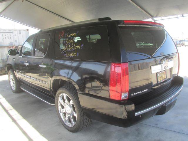 2007 Cadillac Escalade ESV Gardena, California 1
