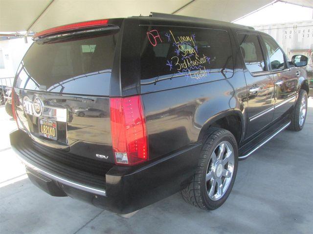 2007 Cadillac Escalade ESV Gardena, California 2