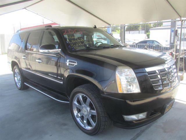 2007 Cadillac Escalade ESV Gardena, California 3