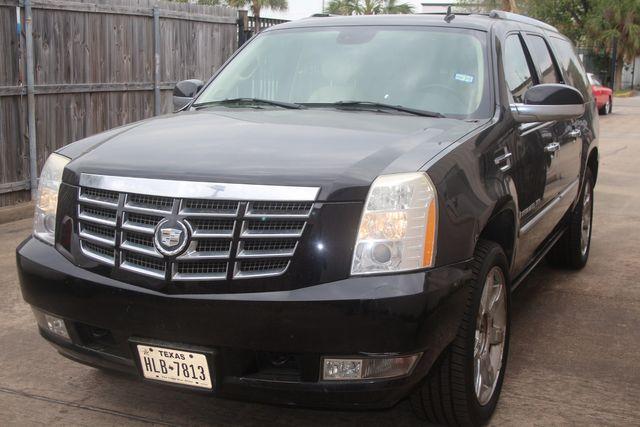 2007 Cadillac Escalade ESV Houston, Texas 1