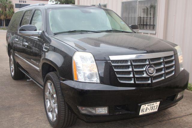 2007 Cadillac Escalade ESV Houston, Texas 3