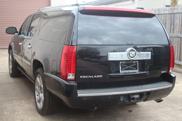 2007 Cadillac Escalade ESV Houston, Texas 8