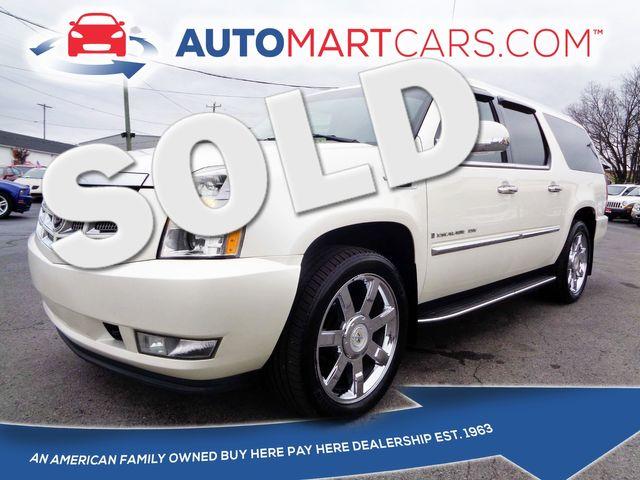 2007 Cadillac Escalade ESV  | Nashville, Tennessee | Auto Mart Used Cars Inc. in Nashville Tennessee
