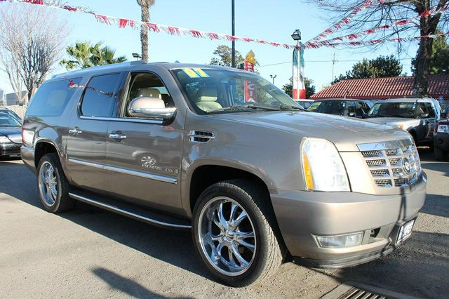 2007 Cadillac Escalade ESV ESV