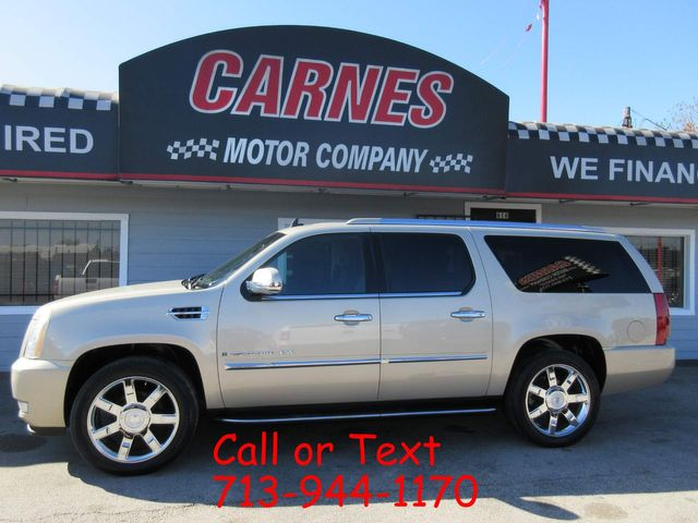 2007 Cadillac Escalade ESV south houston, TX