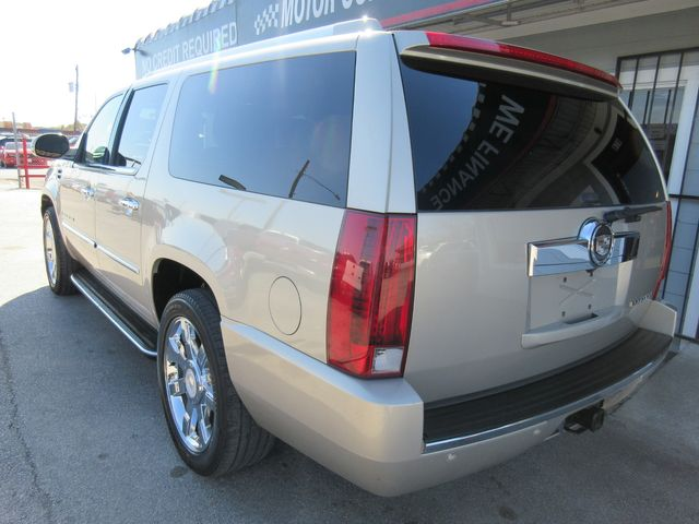 2007 Cadillac Escalade ESV south houston, TX 2