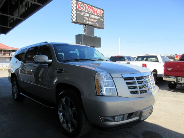2007 Cadillac Escalade ESV south houston, TX 4
