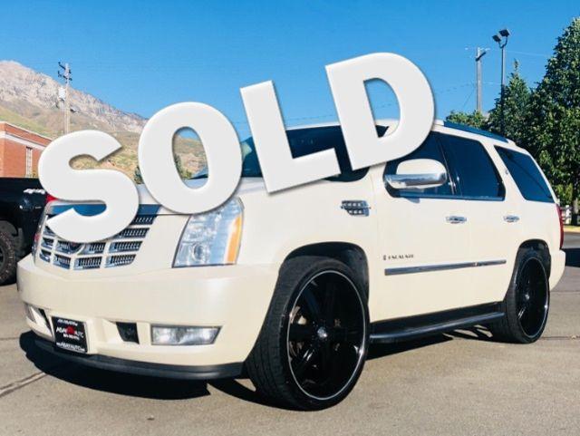 2007 Cadillac Escalade AWD LINDON, UT