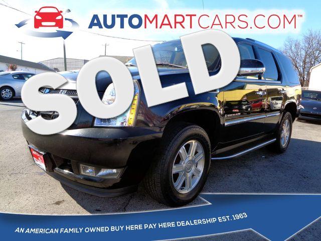 2007 Cadillac Escalade  | Nashville, Tennessee | Auto Mart Used Cars Inc. in Nashville Tennessee