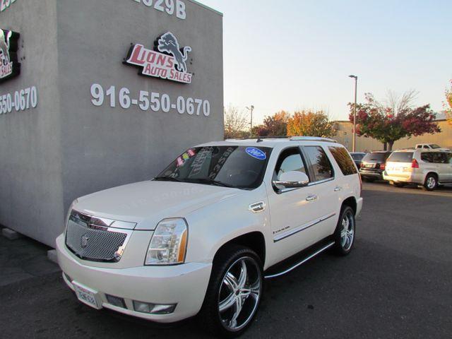 2007 Cadillac Escalade Custom Interior / Special