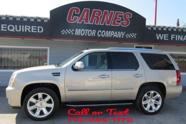 2007 Cadillac Escalade south houston, TX