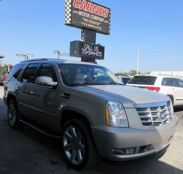 2007 Cadillac Escalade south houston, TX 6