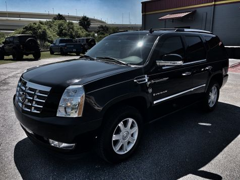 2007 Cadillac Escalade AWD CLEAN BLACK/IVORY 7 SEATS NAV BOSE ROOF in , Florida