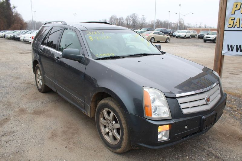 2007 Cadillac SRX   city MD  South County Public Auto Auction  in Harwood, MD