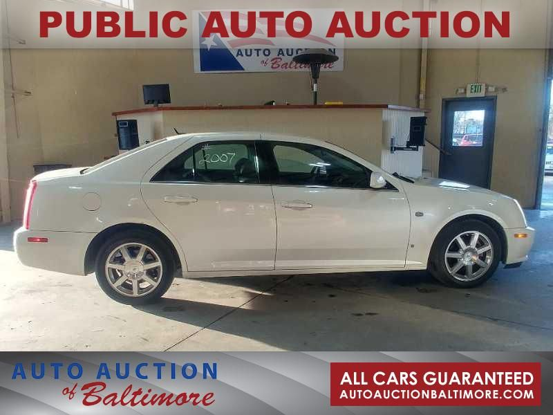 2007 Cadillac STS  | JOPPA, MD | Auto Auction of Baltimore  in JOPPA MD