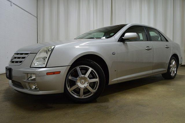 2007 Cadillac STS 4d Sedan RWD V6