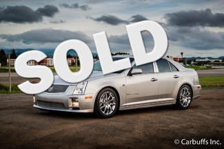 2007 Cadillac STS-V  | Concord, CA | Carbuffs in Concord