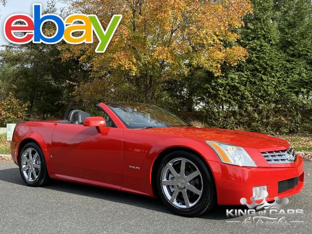 2007 Cadillac Xlr Convertible PASSION RED LIMITED EDITION 112/250 48K MILES