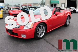 2007 Cadillac XLR Passion Red Limited Edition   Granite City, Illinois   MasterCars Company Inc. in Granite City Illinois