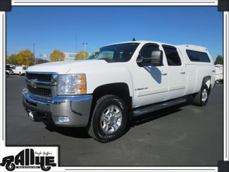 2007 Chevrolet 2500 HD Silverado LTZ C/Cab 4WD 6.6L Diesel in Burlington WA, 98233