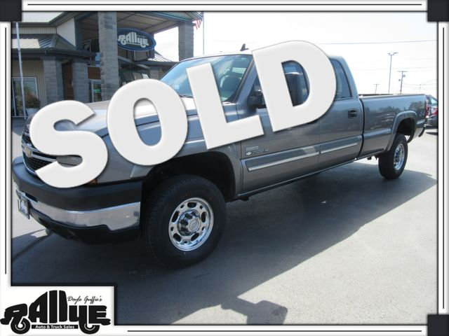 2007 Chevrolet 2500 HD Silverado LT3 C/Cab 4WD 6.6L Diesel in Burlington, WA 98233