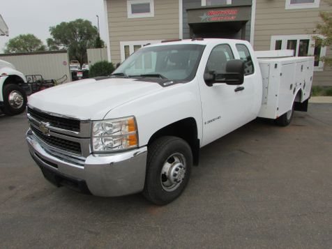 2007 Chevrolet 3500HD 4x4 Extended Cab Service Utility Truck  in St Cloud, MN