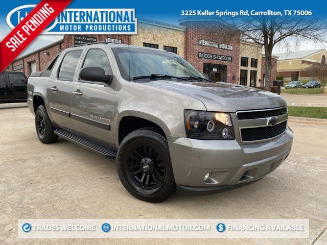 2007 Chevrolet Avalanche LT ONE OWNER