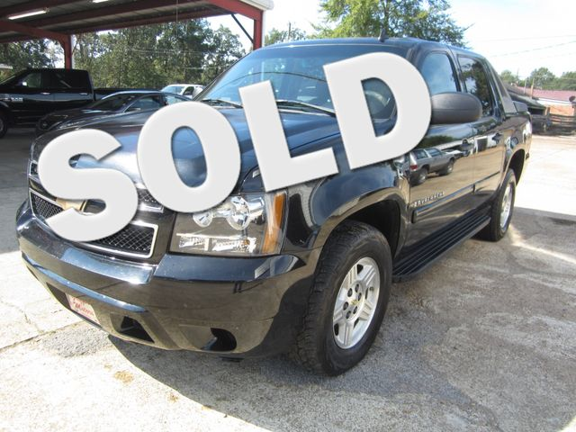 2007 Chevrolet Avalanche LS Houston, Mississippi