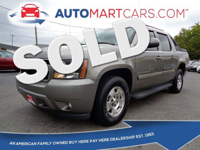 2007 Chevrolet Avalanche LT w/1LT | Nashville, Tennessee | Auto Mart Used Cars Inc. in Nashville Tennessee