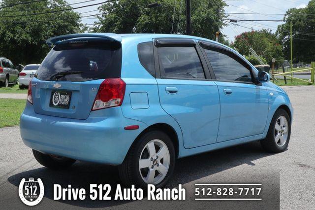 2007 Chevrolet Aveo LS in Austin, TX 78745