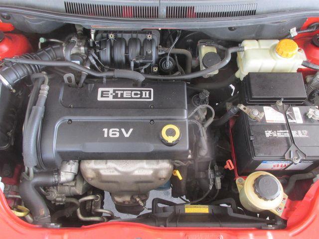2007 Chevrolet Aveo LS Gardena, California 15