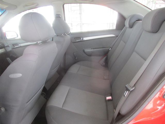 2007 Chevrolet Aveo LS Gardena, California 10