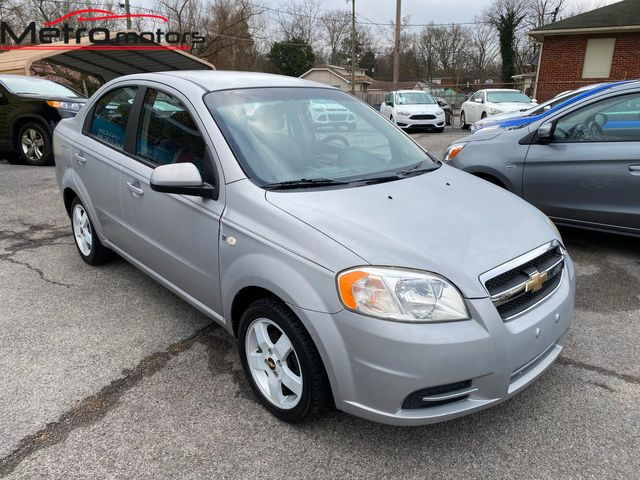 2007 Chevrolet Aveo LT in Knoxville, Tennessee 37917