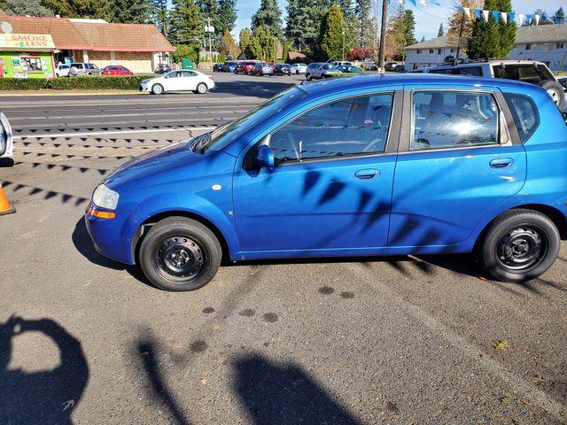 2007 Chevrolet Aveo SVM in Portland, OR 97230
