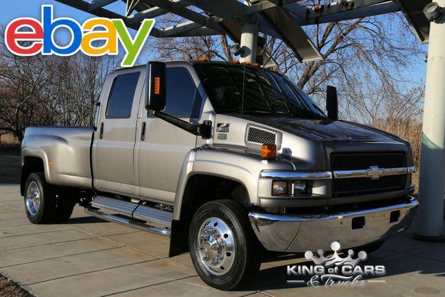 2007 Chevrolet C4500 Kodiak Monroe Hauler 6.6l DIESEL 59K MILES MINT