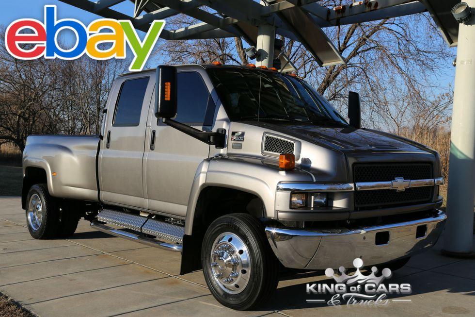2007 Chevrolet C4500 Kodiak Monroe Hauler 6 6l DIESEL 59K MILES MINT