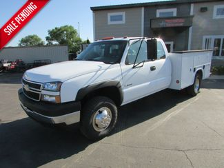 2007 Chevrolet Chevrolet 3500 4x4 Ex-Cab Service Utility Truck in St Cloud, MN