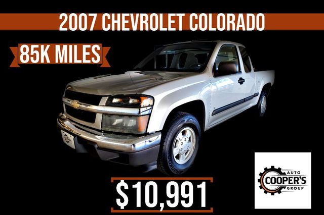 2007 Chevrolet Colorado LT w/1LT