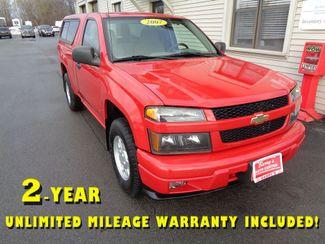 2007 Chevrolet Colorado LS in Brockport NY, 14420