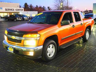 2007 Chevrolet Colorado LT w/1LT | Champaign, Illinois | The Auto Mall of Champaign in Champaign Illinois